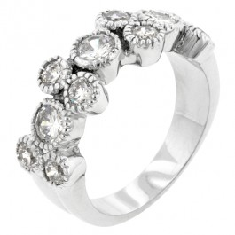 CZ Brilliance Ring