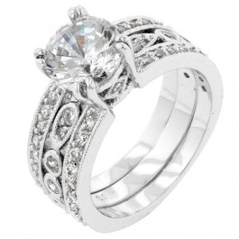 Queen Anne Ring